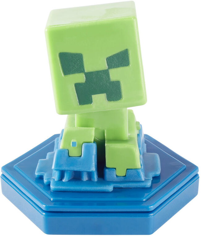 Minecraft - Earth - Figurine Boost - Creeper Ralenti