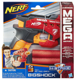 NERF N-Strike Elite Mega BigShock Blaster