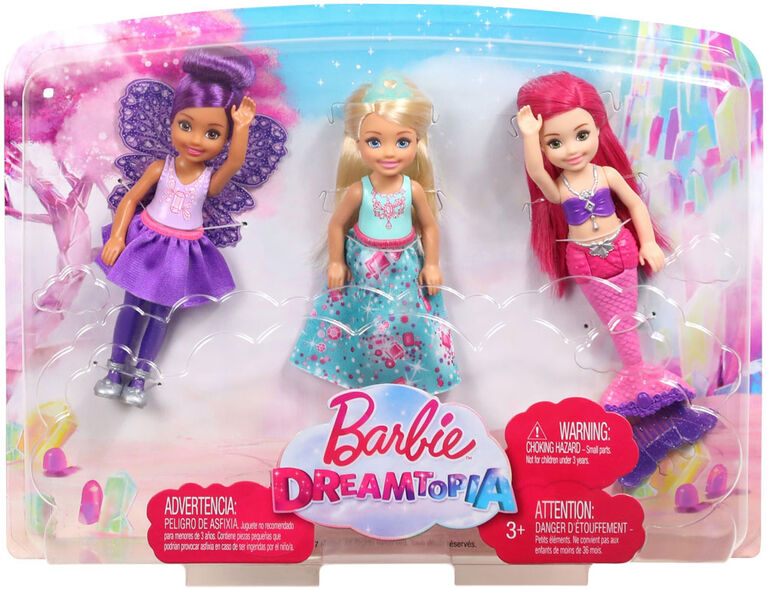 Barbie - Poupées Barbie Dreamtopia