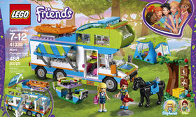 LEGO Friends Le camping-car de Mia 41339