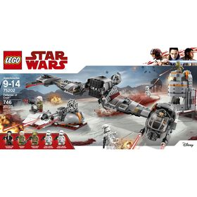 LEGO Star Wars  Defense of Crait™ 75202