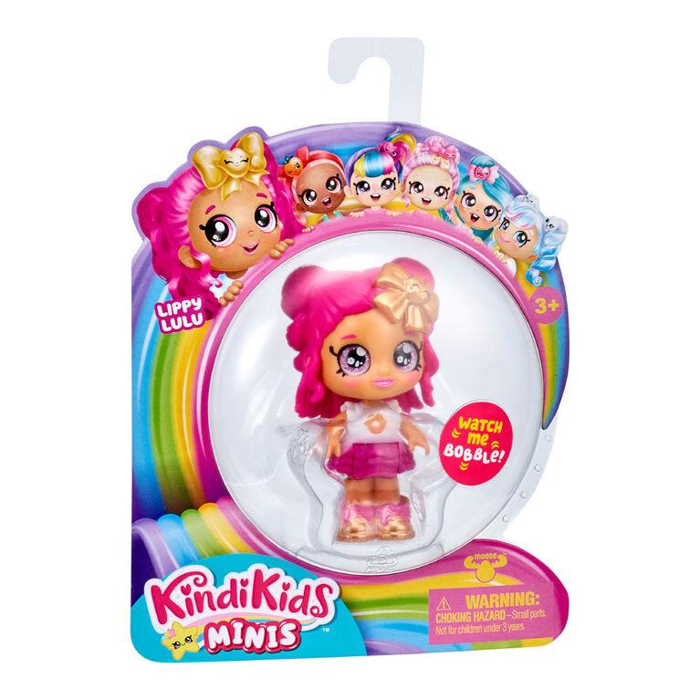 Kindi Kids Minis Doll (1 Of 6 Assorted Styles)