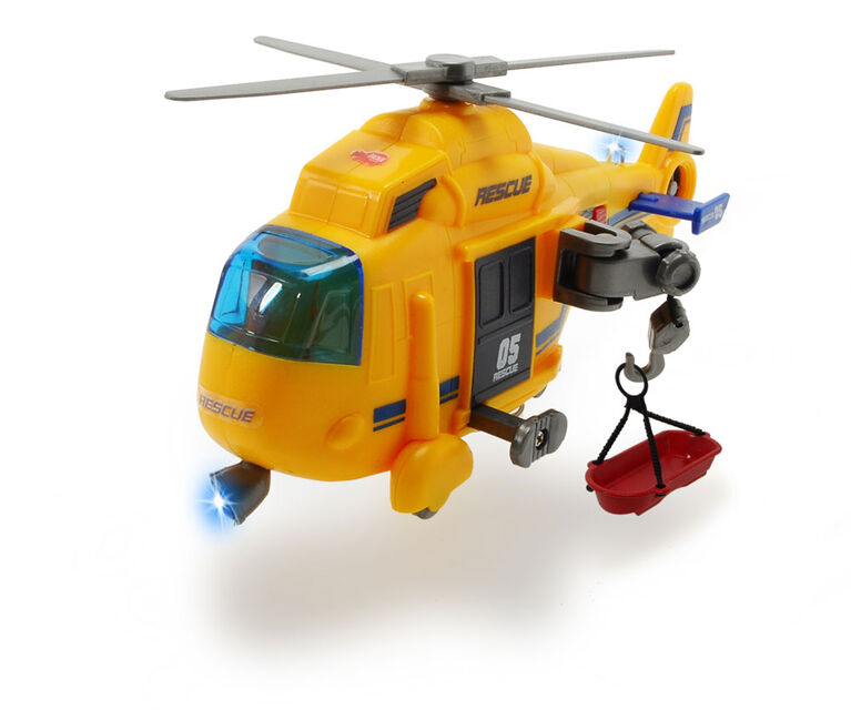 Dickie Toys Rescue Team - Rescue Helicopter
