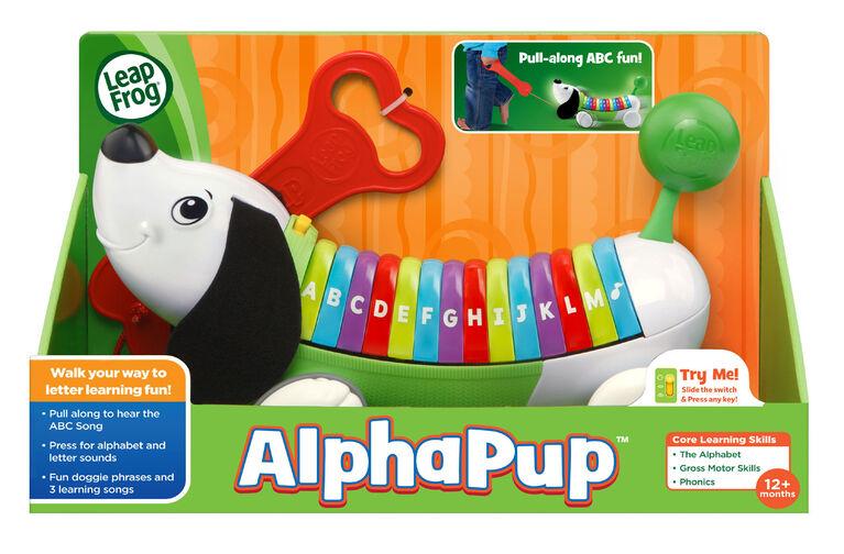 LeapFrog - AlphaPup Green English Edition