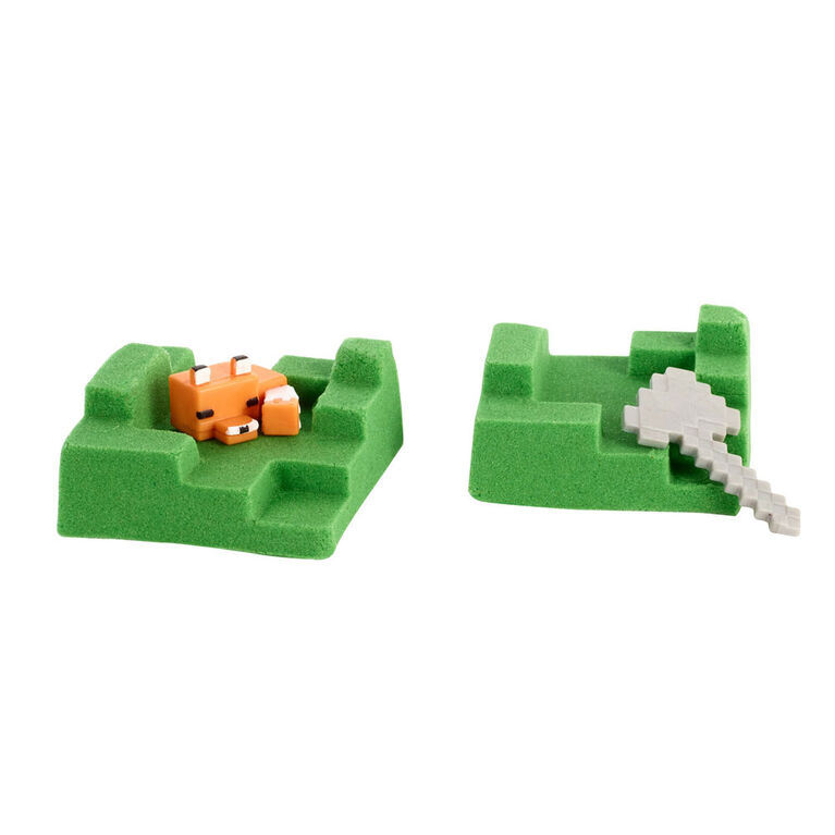 Minecraft Mini Mining Spawn Egg Figure