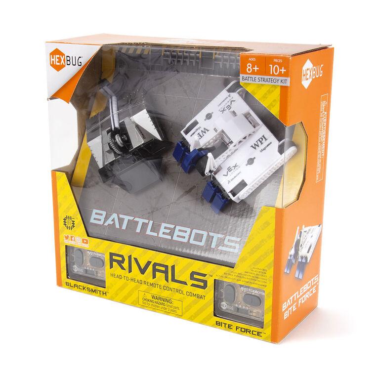RivauxIV de robot de combat HEXBUG