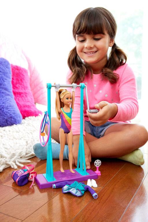 Barbie - Équipe Stacie - Poupee et accessoires
