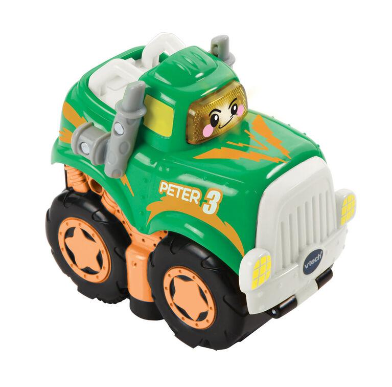 VTech Go! Go! Smart Wheels Press & Race Monster Truck Rally - French Version