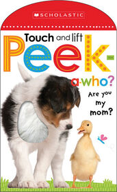 Scholastic Early Learners: Peek A Who: Who's My Mother?