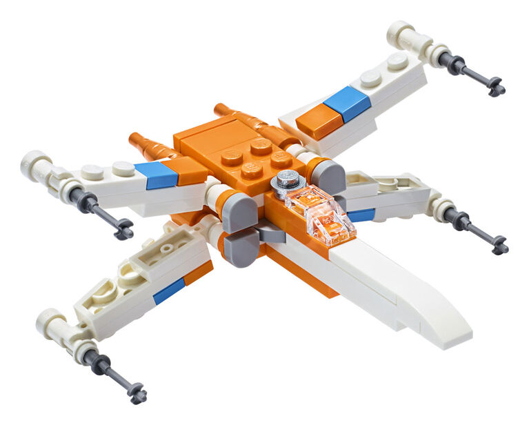 LEGO Star Wars TM Poe Dameron's X-wing Fighter 30386
