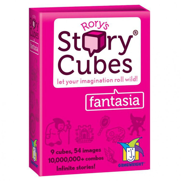 Gamewright - Rory's Story Cubes - Fantasia
