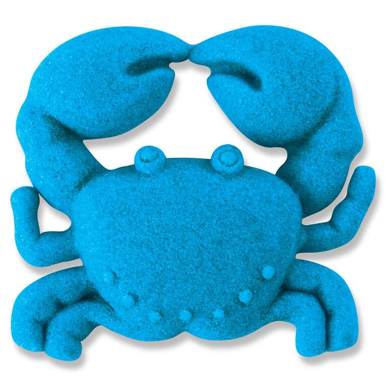 Kinetic Sand - 8 oz (227 g) de sable bleu