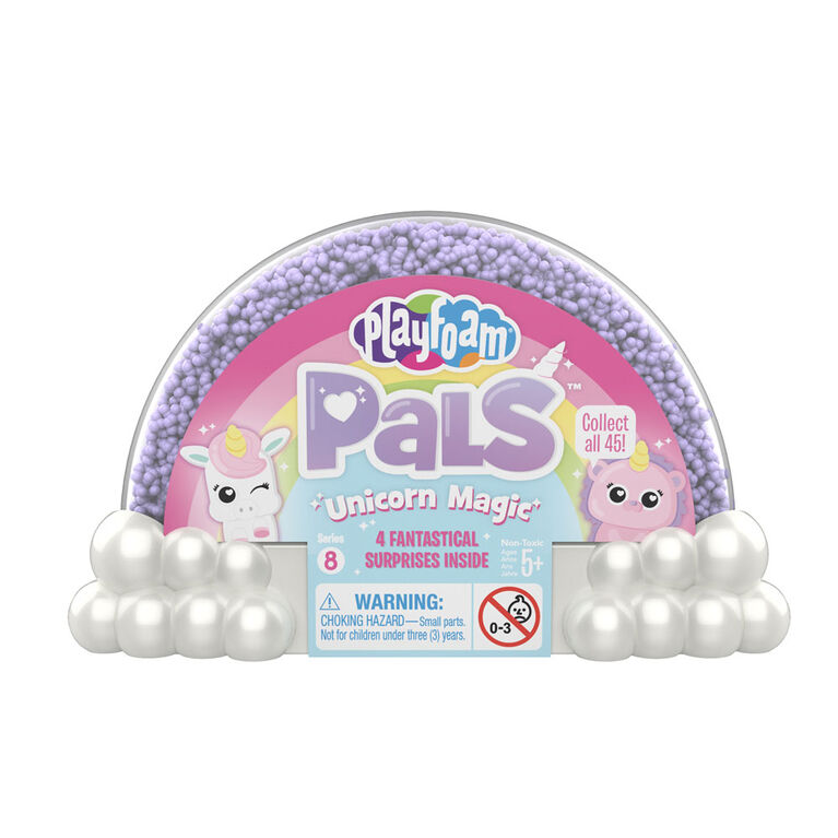 Educational Insights Playfoam Pals Unicorn Magic, 2 Pack - Édition anglaise