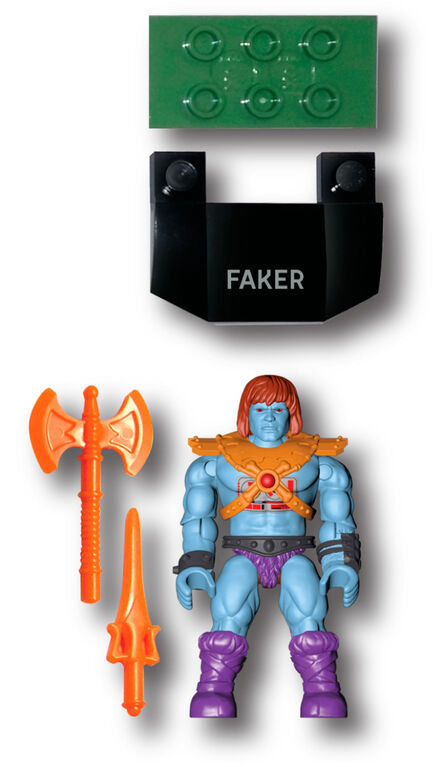 Mega Construx Heroes Battle of Eternia Collection