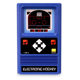 Mattel Classic Hockey Electronic Game