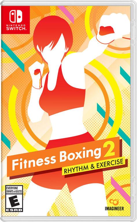 Nintendo Switch Fitness Boxing 2: Rhythm & Exercise