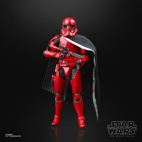 Star Wars The Black Series, figurine de collection capitaine Cardinal de 15 cm, Star Wars Galaxy's Edge - Notre exclusivité