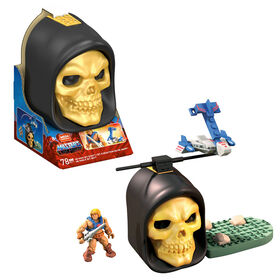 Mega Construx Masters of the Universe He-Man Jet Sled