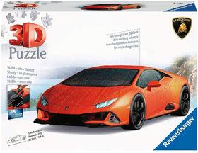 Ravensburger - Lamborghini Huracan EVO 3D Puzzle 108pc