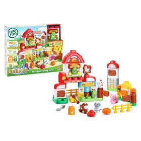 LeapFrog LeapBuilders Food Fun Family Farm - English Edition