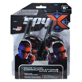 SpyX - Communications Entre Espions.