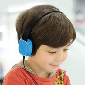 Kenu Groovies On-Ear Kids Headphones Blue