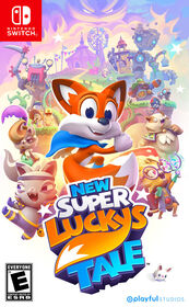 Nintendo Switch - New Super Lucky's Tale