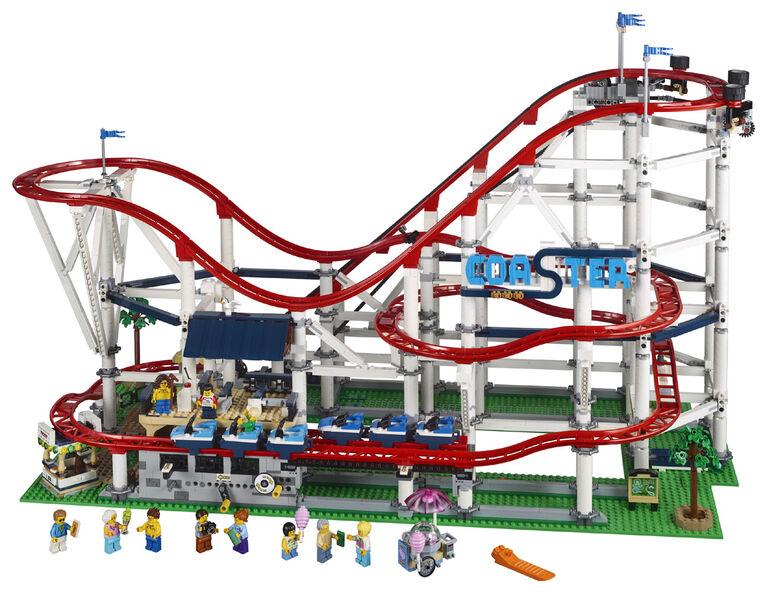 LEGO Creator Expert Les montagnes russes 10261