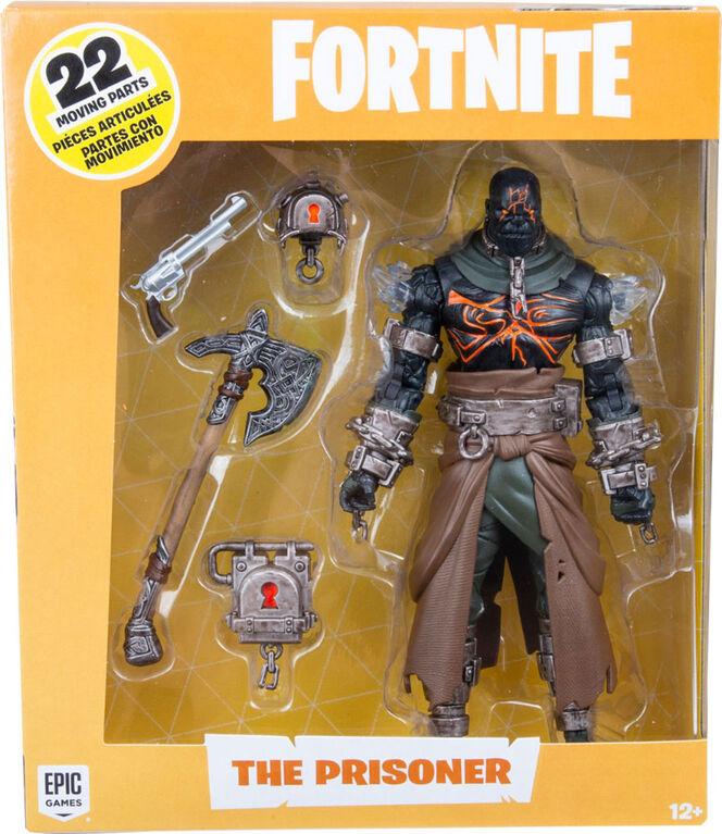Fortnite Prisoner 7″ Action Figure