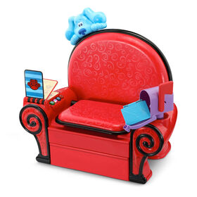 LeapFrog Blue's Clues & You! Play & Learn Thinking Chair  - Version anglaise