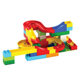 Toy Chef Children's Modular Toy Marble Race Track