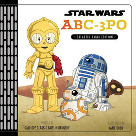 Star Wars ABC-3PO: An Alphabet Book