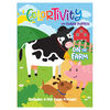 Dreamtivity On the Farm with Finger Puppets - Édition anglaise
