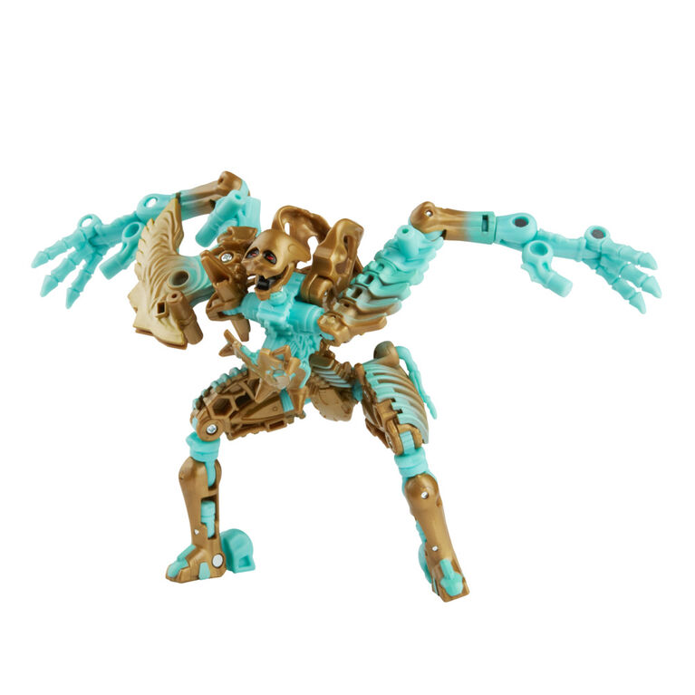 Transformers Generations Selects, figurine de collection WFC-GS25 Transmutate, War for Cybertron, classe Deluxe