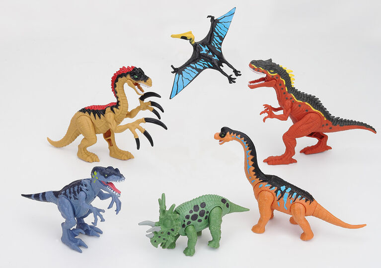 Animal Planet - Dinosaur Collectibles Pack - R Exclusive