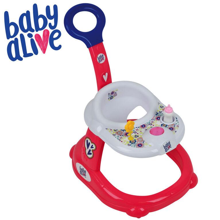 Baby Alive Doll Walker