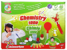 Science4you - Chemistry 1000