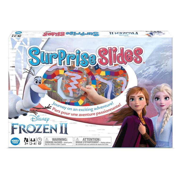 Ravensburger - Frozen 2 Jeu de Surprise Slides