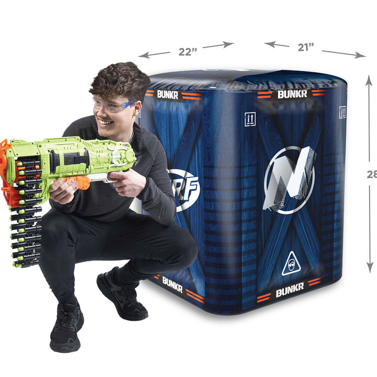 NERF BUNKR Take Cover