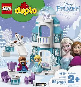 LEGO DUPLO Disney Princess TM Le château de la Reine des neiges 10899