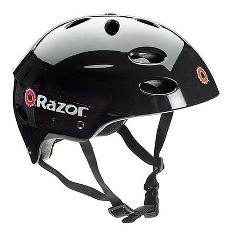 Razor - Multi Sport Youth Helmet - Gloss Black
