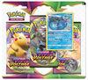 Emballage-coque 3 paquets Pokémon - Épée et Bouclier, Voltage Éclatant - Aquali - Édition anglaise
