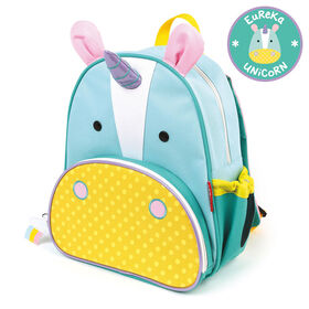Skip Hop Little Kid Zoo Backpack - Eureka Unicorn