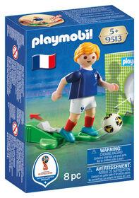 Playmobil - Joueur de foot Francais