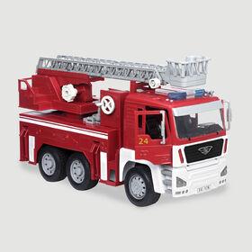 Camion De Pompiers, Driven, Camion de pompiers avec lumières et sons