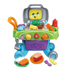 LeapFrog Smart Sizzlin' BBQ Grill - French Edition