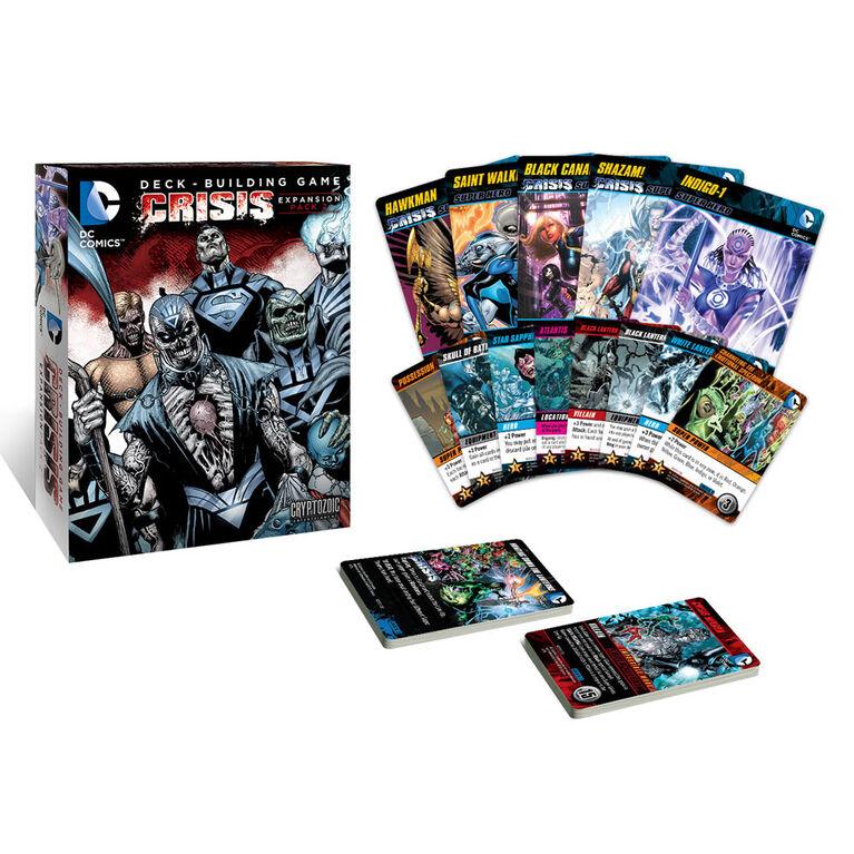 DC Comics Deck-Building Game: Crisis Expansion Pack 2