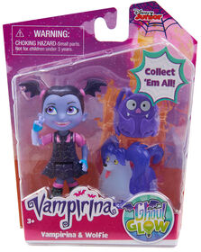 Vampirina Best Ghoul Friends Set  - Vampirina & Wolfie