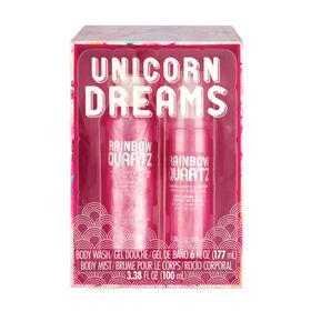 Unicorn Dreams Bath Gift Set