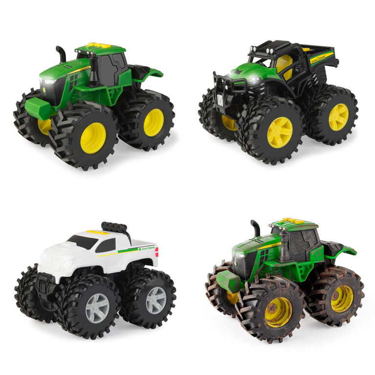 John Deere - Lights and Sound Monster Treads Vehicle - Gator